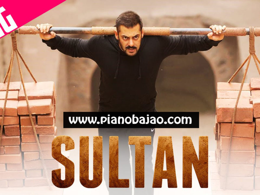 Sultan Title Song Piano Notes