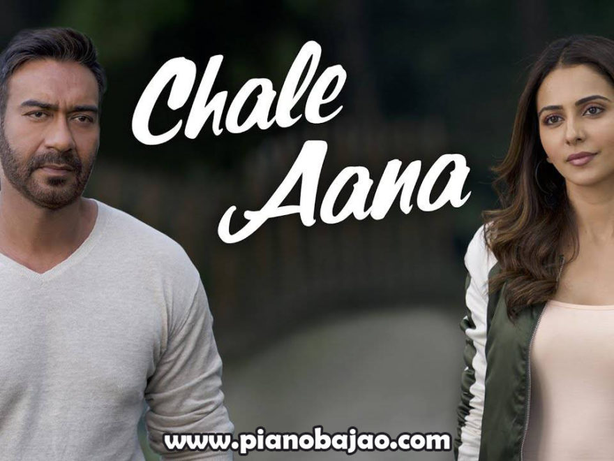 Chale Aana Piano Notes   Armaan Malik