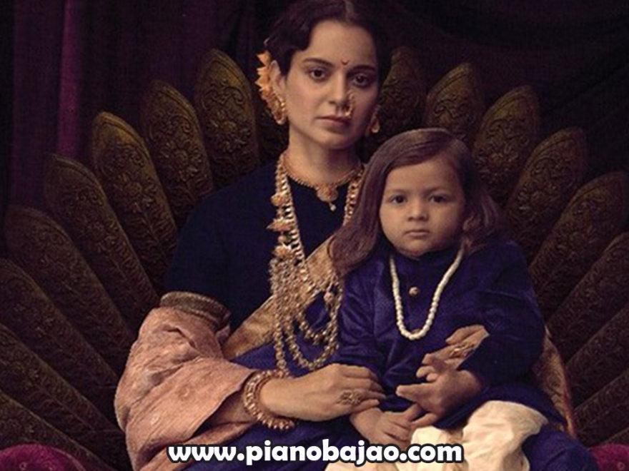 Bharat Ye Rahna Chahiye Full Piano Notes | Manikarnika | Pianobajao