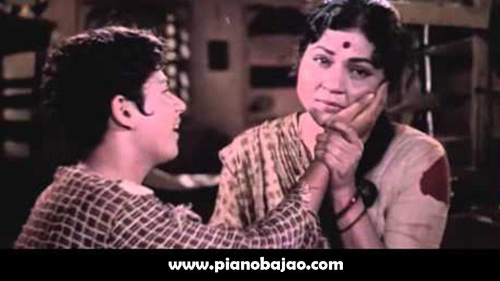 Tu Kitni Achhi Hai Full Piano Notes Mother's Special   Pianobajao
