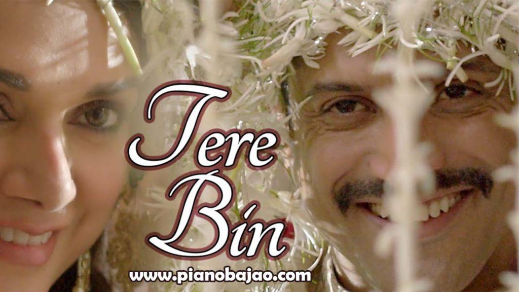 Tere Bin Wazir Piano Notes