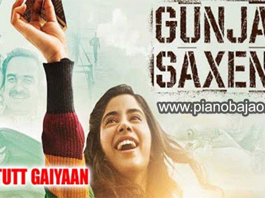 Dori Tutt Gaiyaan Piano Notes Gunjan Saxena
