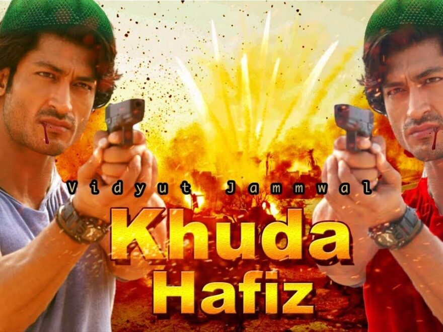 Khuda Hafiz Title Song Full Bollywood Piano Notes