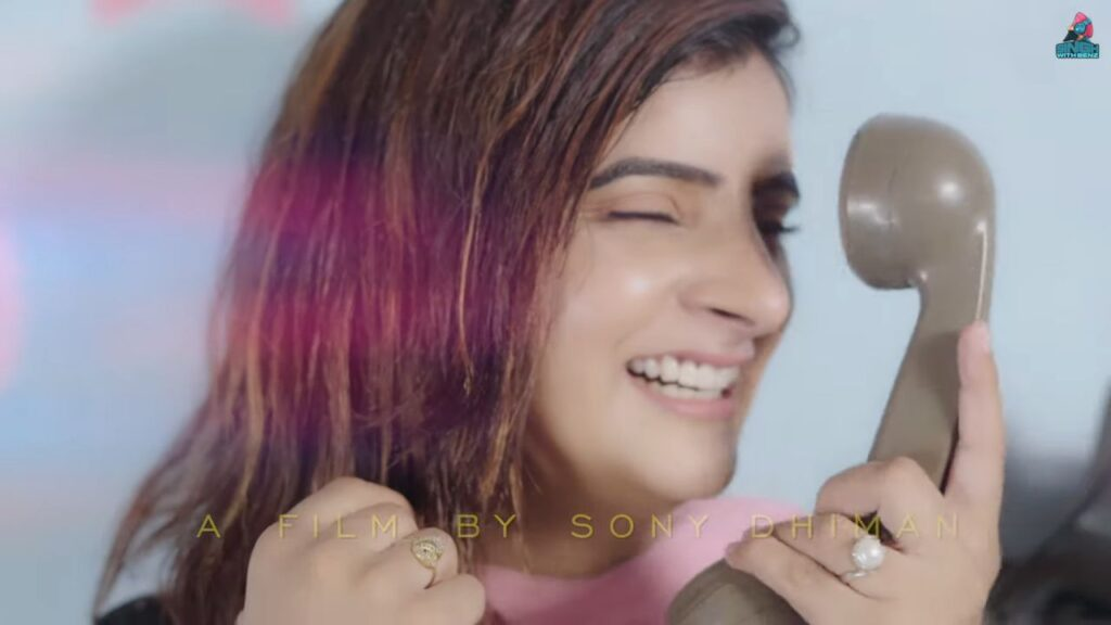 Jinde Tere Naam Punjabi Song Piano Notes