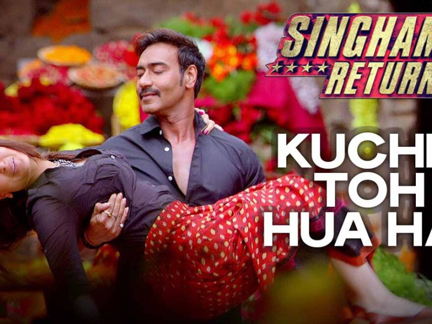 Kuch To hua Hai Singham Return Piano Notes