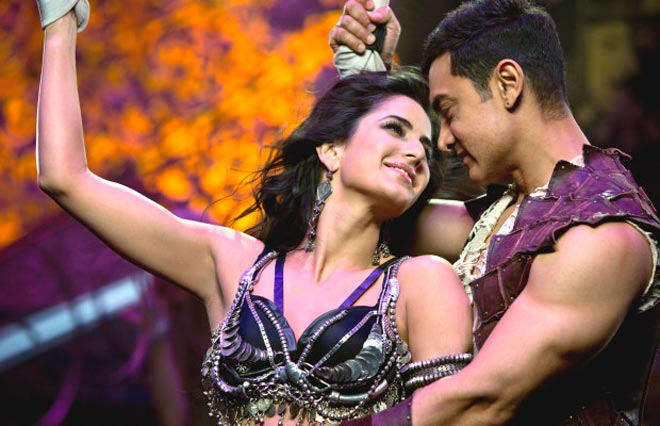 Malang Dhoom 3 Piano Notes
