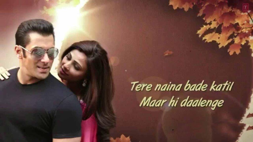 Tere Naina bade katil Piano notes