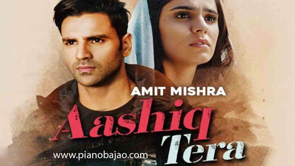 aashiq-tera-amit-mishra-piano-notes