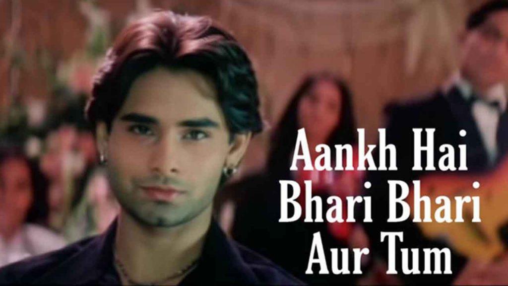 Aankh-Hai-Bhari-Bhari-Aur-Tum-Piano-Notes