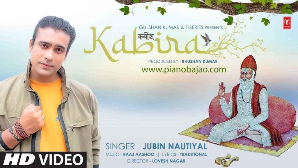 Kabir Doha Jubin Nautiyal Piano Notes