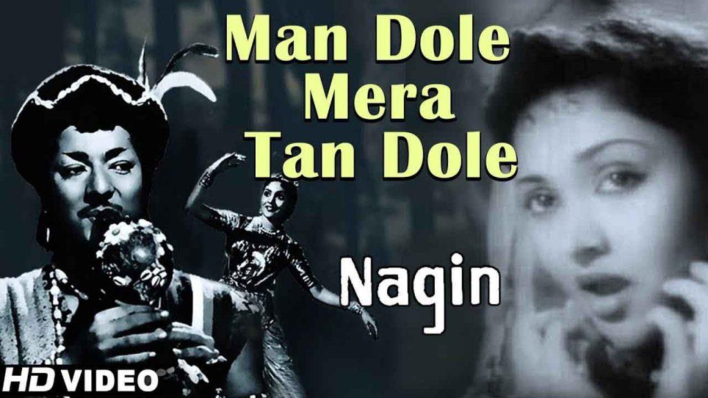 Nagin Tune Man Dole Mera Tan Dole Piano notes