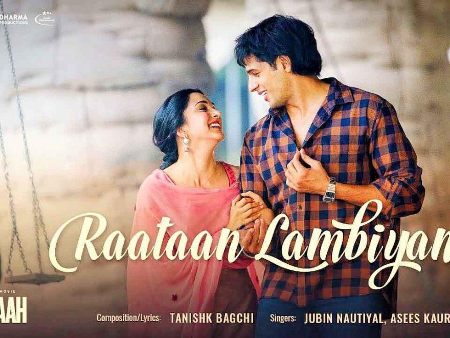 Raatan-Lambiyan-Piano-Notes