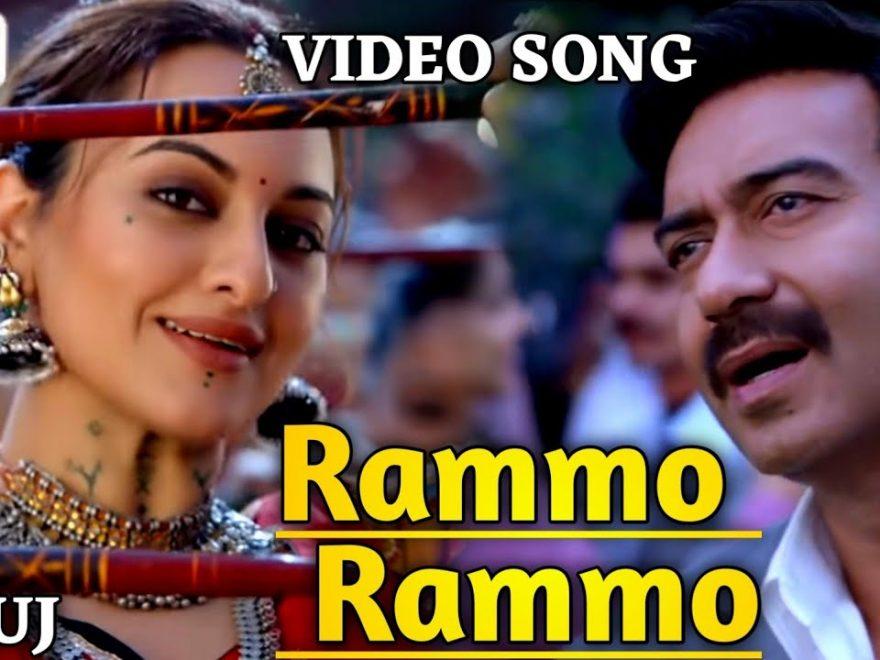 Rammo Rammo Garba Piano Notes