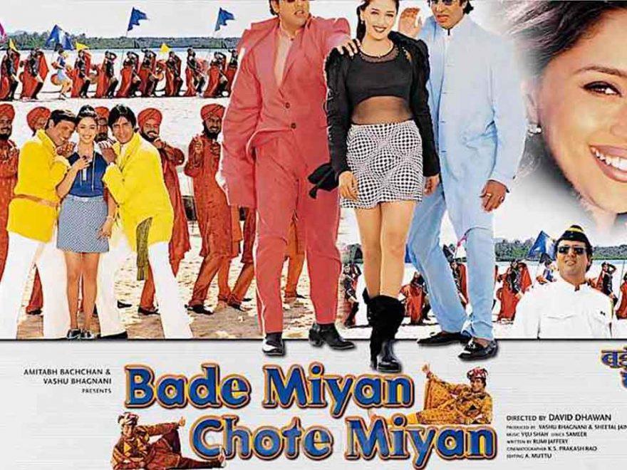 Bade-Miyan-Chote-Miyan Piano Notes