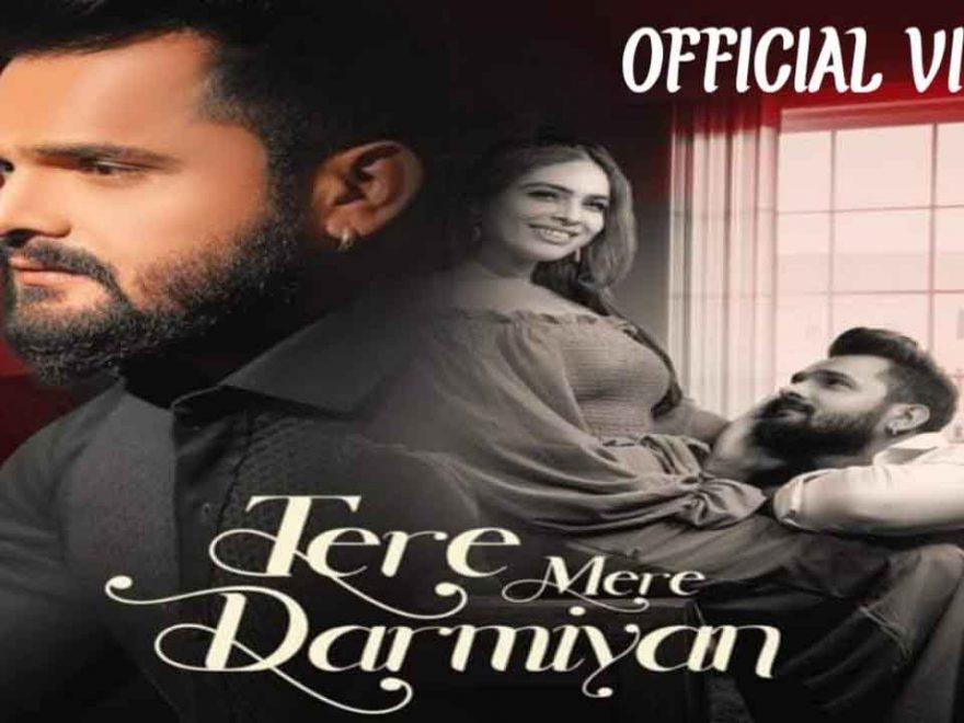 Tere Mere Darmiyaan Khesari Lal Yadav Piano Notes