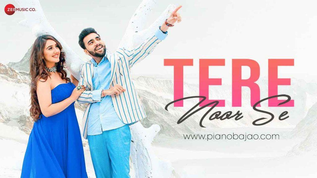Tere Noor Se Piano Notes Reevansh Kohli